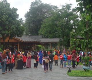 Tamasya ke Candi Borobudur