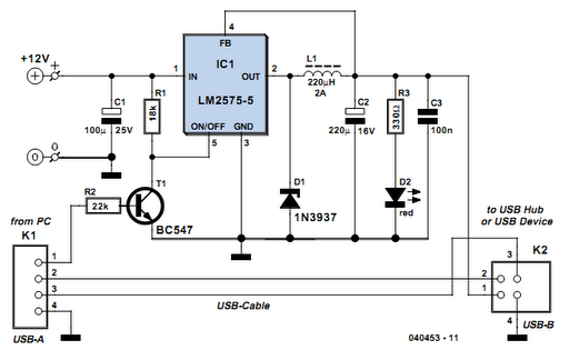 Usb power booster circuit diagram cheapraybanclubmaster Images