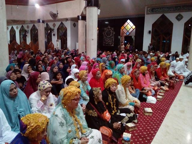 Rombongan jamaah Haji Selayar, Tiba Kembali Di Kampung Halaman