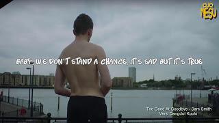 Sam Smith - Too Good At Goodbyes Mp3