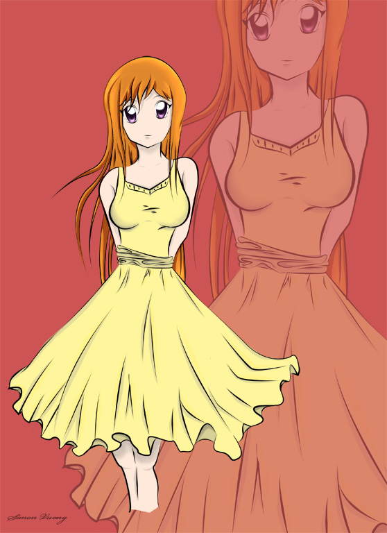 Cool Life Quotes Wallpapers Wallpapers Orihime Inoue 井上 織姫 Inoue Orihime The
