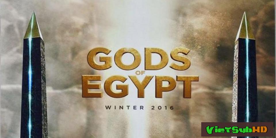 Phim Thần Ai Cập VietSub HD | Gods Of Egypt 2016
