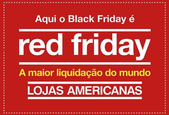 Black Friday Americanas - Promoções com Até 80%