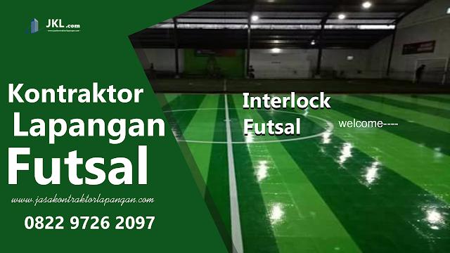 Rincian Biaya Pembuatan Lapangan Futsal Terbaru