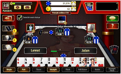 Big 2 Bonanza, Permainan Capsa Kini Hadir di Google Play Store