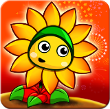 Download Flower Zombie War Android Game