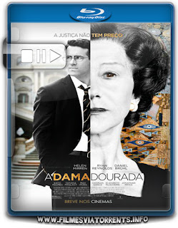 A Dama Dourada Torrent - BluRay Rip 720p e 1080p Dual Áudio