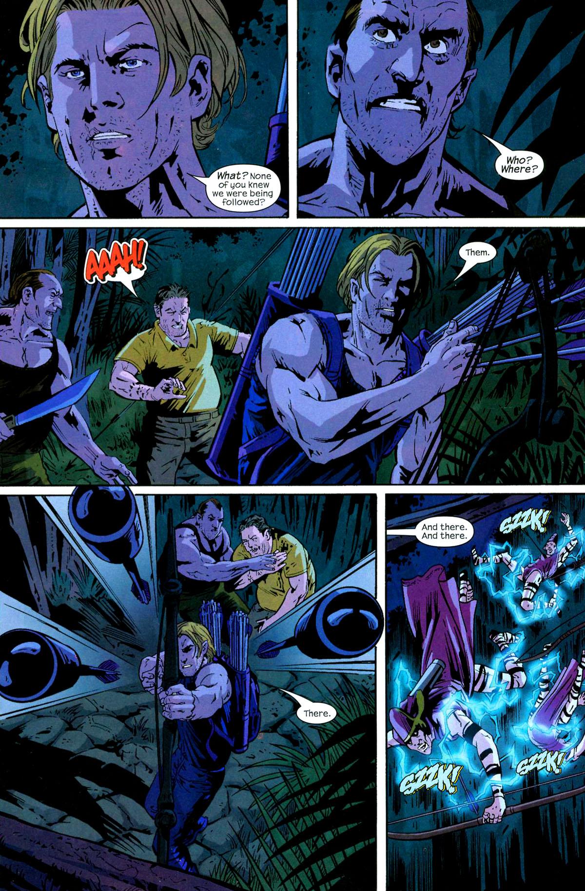 Hawkeye (2003) Issue #5 #5 - English 10