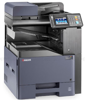 ci from Kyocera is the delineate of piece of work of multifunctional business office devices TASKalfa from the good Kyocera TASKalfa 306ci Driver Download