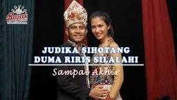 Chord Lagu Batak, Sampai AKhir - Judika Feat Duma Riris