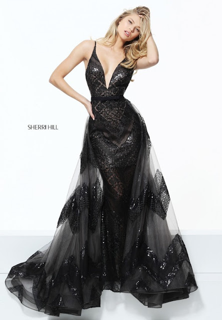 es robes de la compagnie Sherri Hill