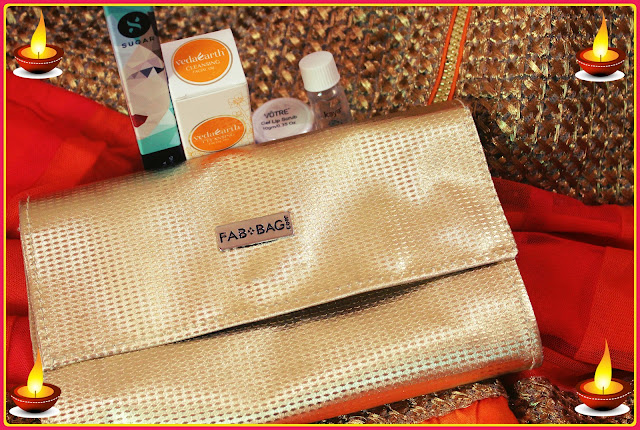 Fab Bag October 2016- The Festive High Review