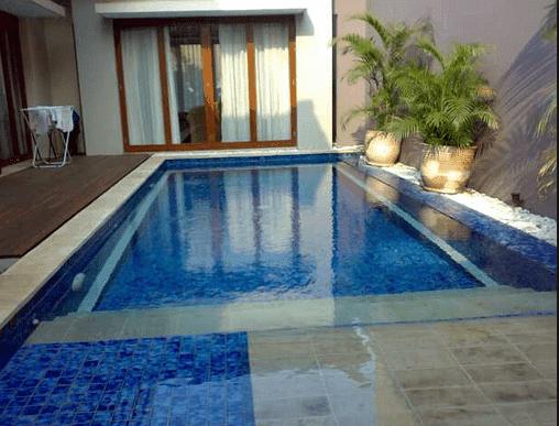 25+ Contoh Rumah Yang Ada Kolam Renang Minimalis dan Indah