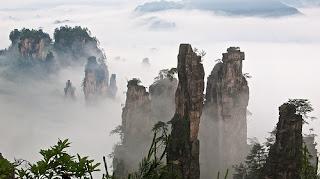 Green Pear Diaries, viajes, turismo, destinos turísticos, naturaleza, Parque Forestal Nacional de Zhangjiajie, China