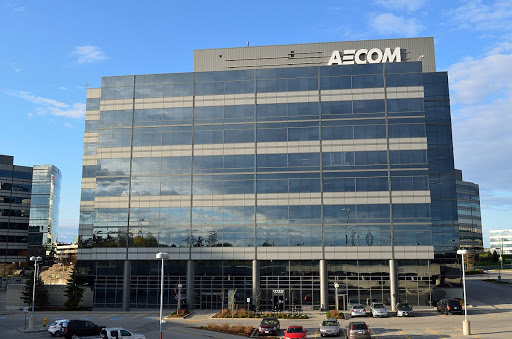 job posting websites, aecom logo