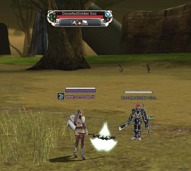 Quest Armor Intense Level 35 Cora RF Online