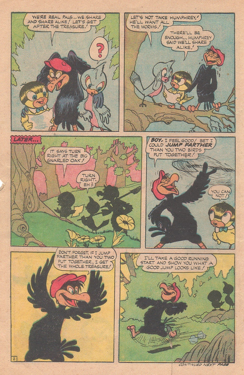 Jingle Jangle Comics issue 19 - Page 6
