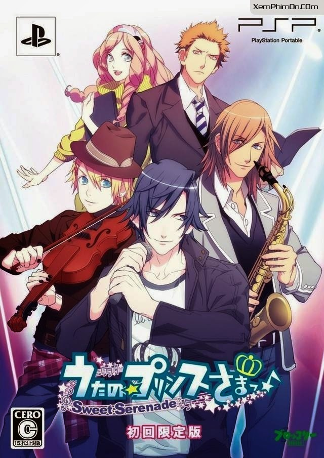 Hoàng Tử Âm Nhạc Phần 3 - Uta No Prince Sama 3