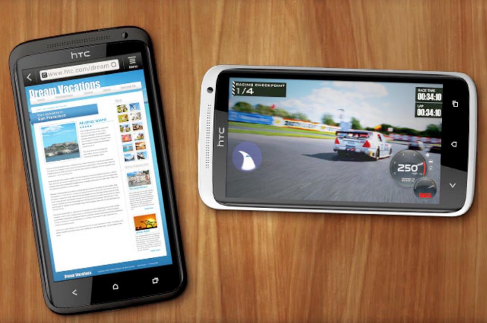 Spec HTC One X Gamers - Review Smartphone Terbaru