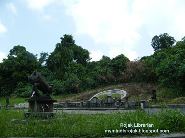 Tomb of Mr and Mrs Ong Sam Leong
