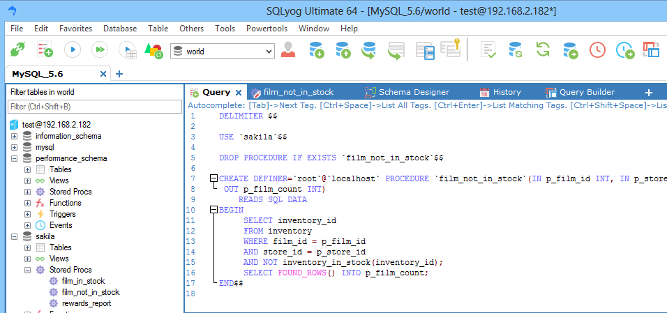SQLyog 12 Ultimate Full Version