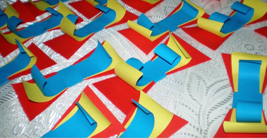 Papioane tricolore