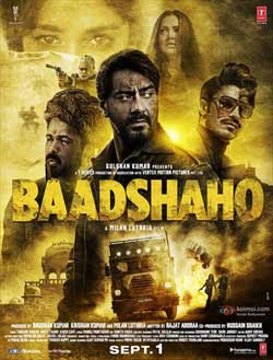 Baadshaho 2017 Full Movie 250MB Download Mobile 480p at movies500.me