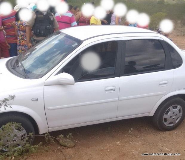 Homem é assassinado dentro de carro na BR-104, em Vila do Socorro