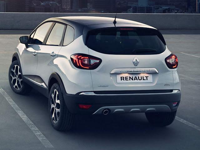 Novo Renault Captur 2017