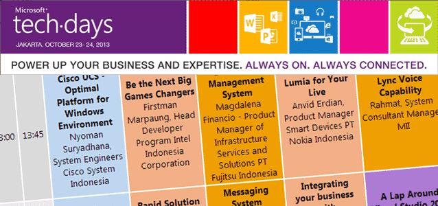 Microsoft Tech Days