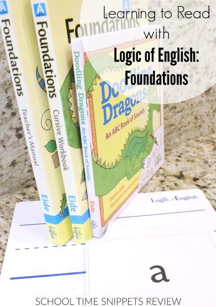 logic of english curriculum review