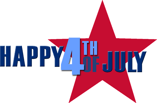 4th of July Cliparts Images 2017