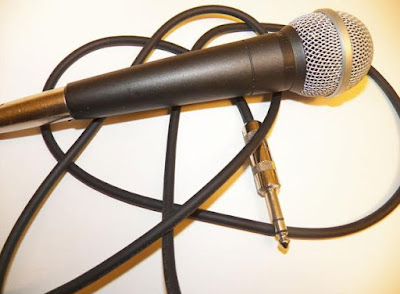condenser microphone how it works 1