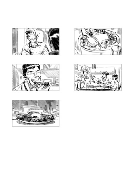 Nonno Nanni #storyboard #visualizing