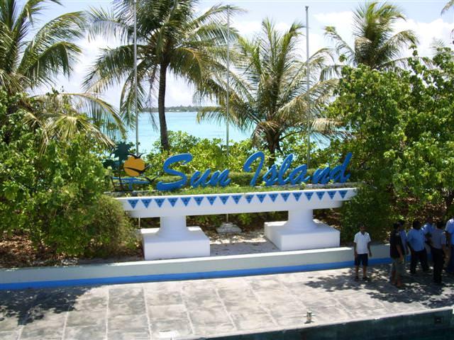 Sun Island Malediven