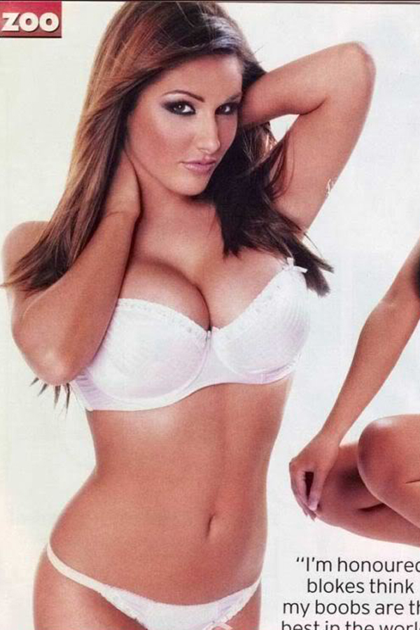 Gorgeous Lucy Pinder Sizzling Photoshoot  The Aj Hub  We -7082