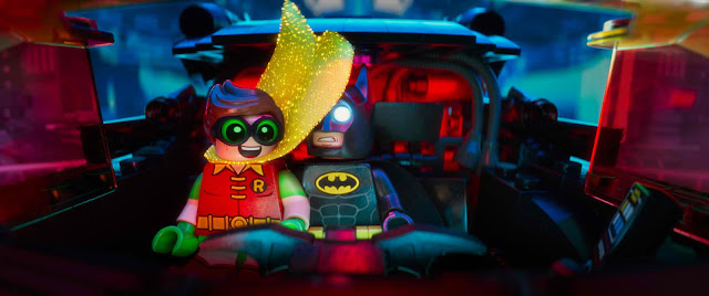 Batman Becomes a 'Dad' in Comic-con Trailer of 'The LEGO Batman Movie'