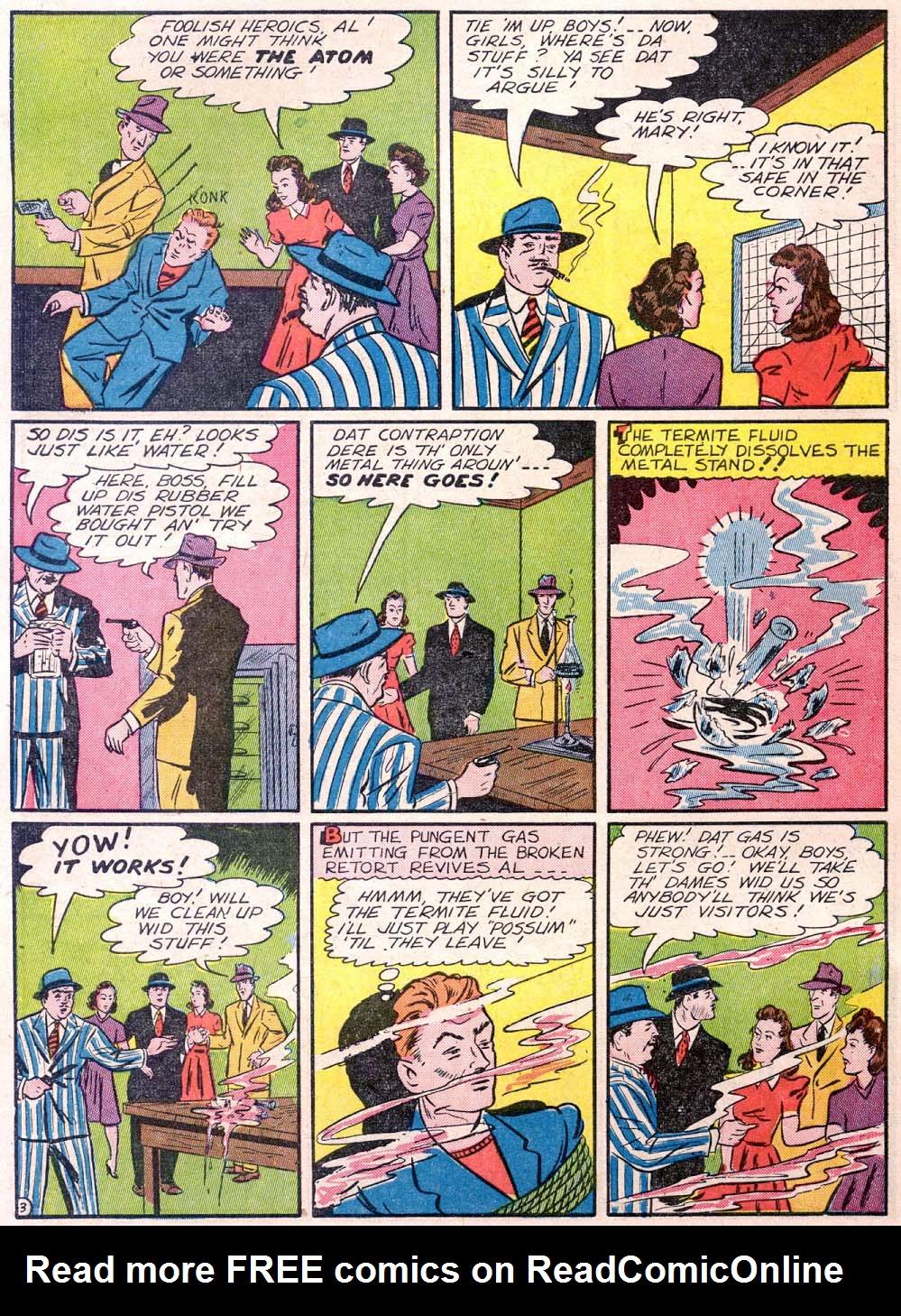 Read online All-American Comics (1939) comic -  Issue #33 - 56