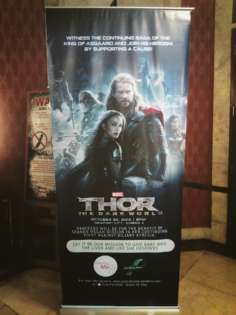 Thor 2: The Dark World In 3D
