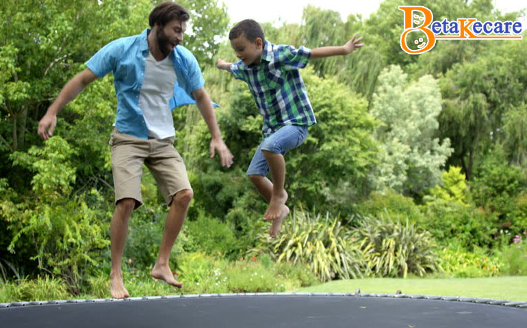 Buying a Garden Trampoline
