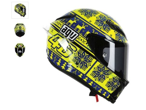 Helm AGV Rossi Limited Edition Corsa