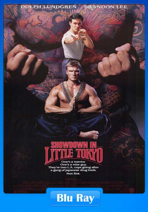 Showdown in Little Tokyo 1991 720p BluRay x264 | 480p 300MB | 100MB HEVC