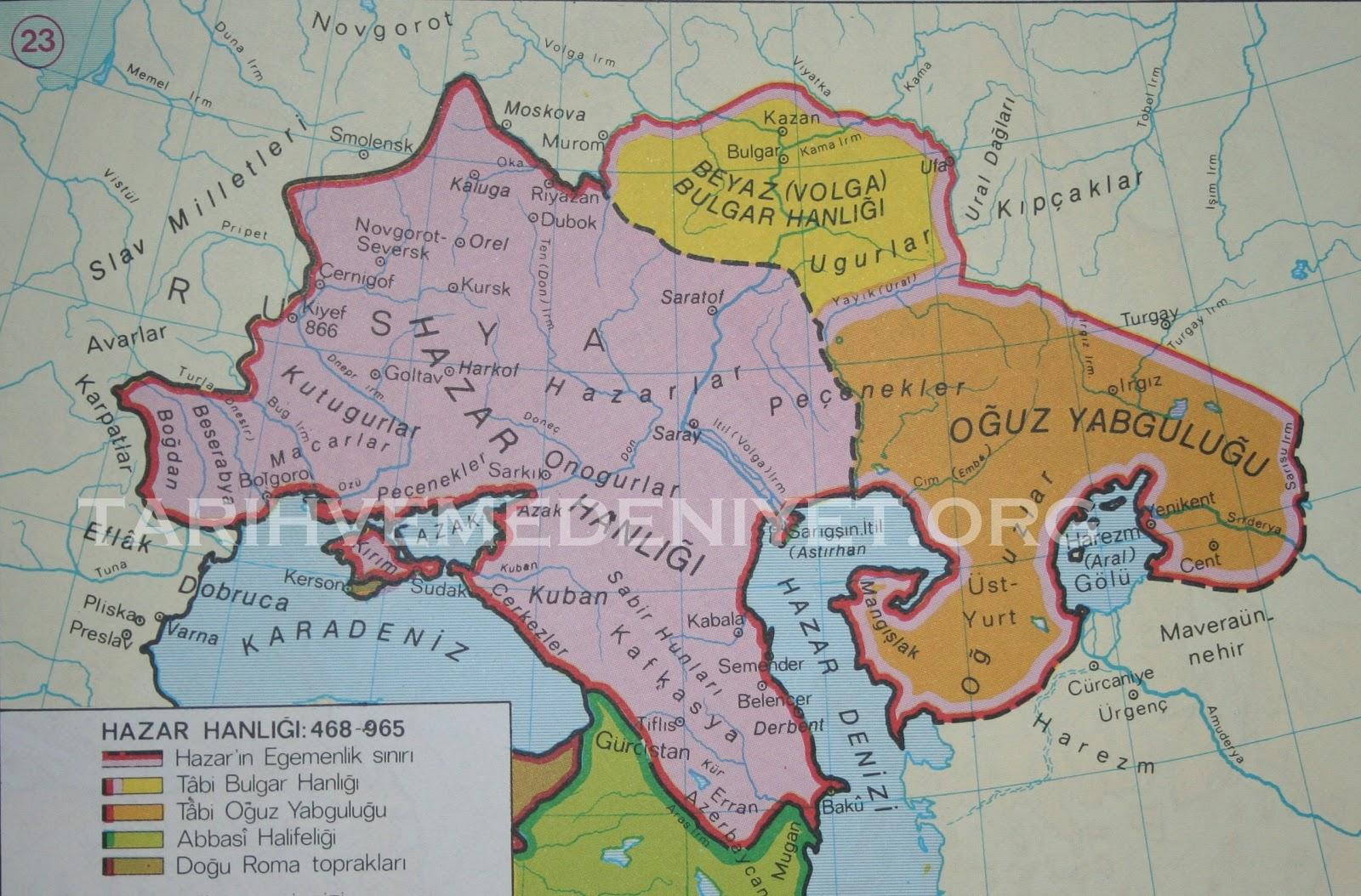 Volga ticaret yolu ve Rusya tarihindeki rolü