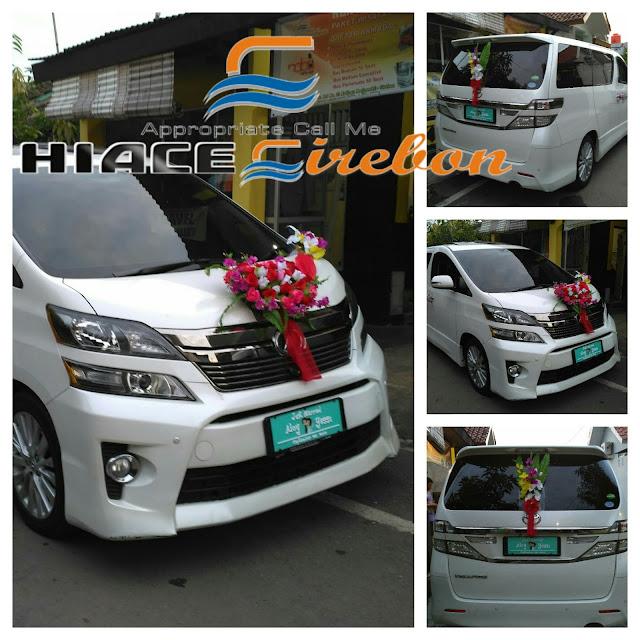 Rental Mobil Alphard Di Cirebon