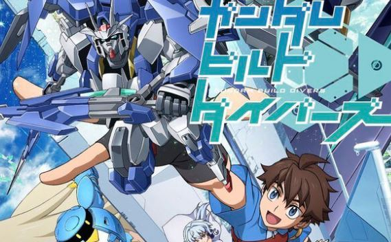 Gundam Build Divers Episódio 19