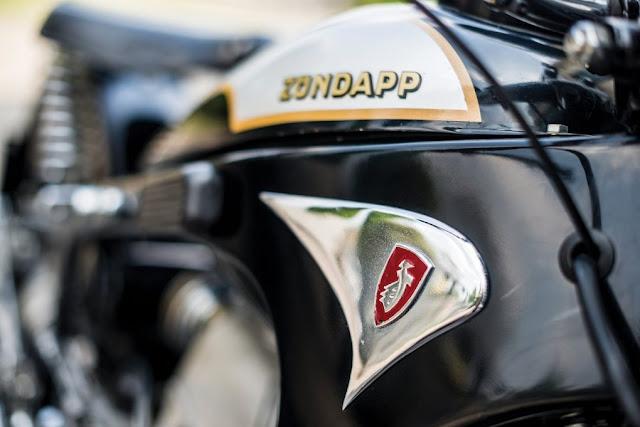 Zündapp K800, ancêtre de la Goldwind