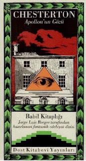 Babil Kitaplığı 06 - Chesterton - Apollonun Gözü