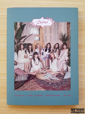 My Seoul Obsession: Lovelyz: Now, We 2nd Album Repackage Review