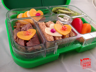 Yumbox Kids Lunchbox Review