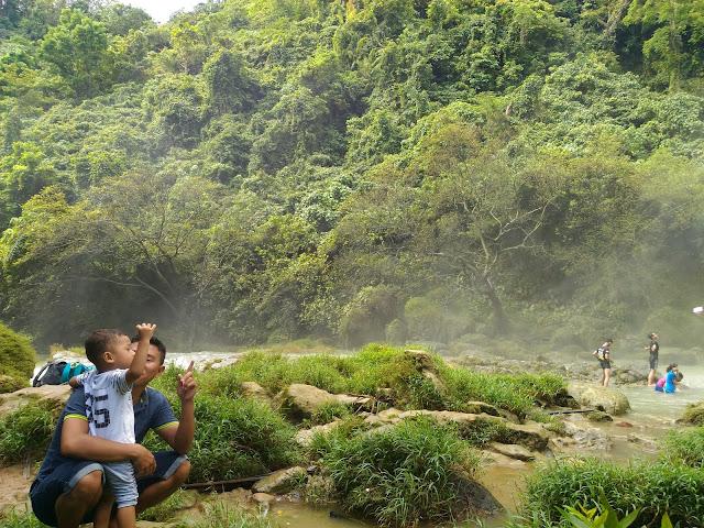 Wisata Sukabumi Selatan, Curug Cikaso & Pantai Pangumbahan